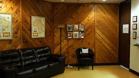 Office Tour - Waiting Room